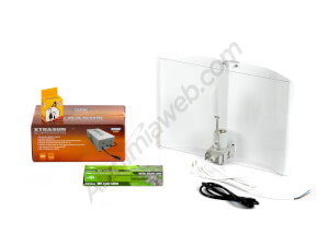 Kit iluminación Adjust a Wings Defender 250w