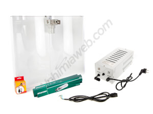 Kit iluminación Adjust a Wings Defender mediano 600w - Floración