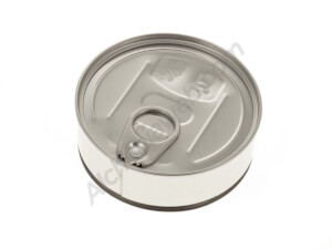 Tuna Stash tins - permanent closure