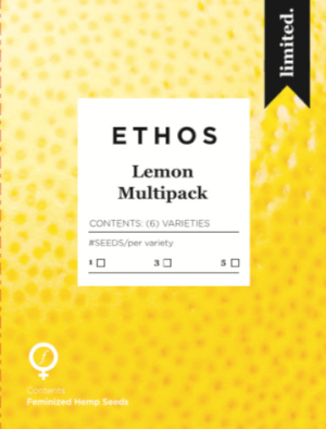 Lemon Multipack