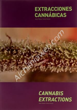 Llibre Extracciones Cannabicas (Medical Seeds)