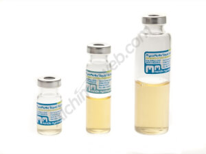 Mycomate mycelium liquid culture vial