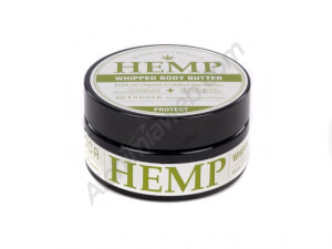 Hemp Whipped Body Butter - 1500mg CBD