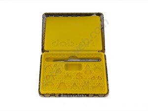 Dab Art concentrate mould