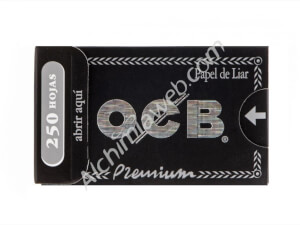 OCB Doble Black 250