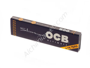 OCB Ultimate Slim + Filtertips