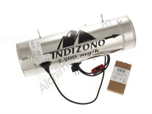 Ozonizer Indizono 150mm (3500mg/h)