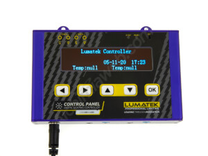 Panel de control Lumatek Plus (HID + LED)