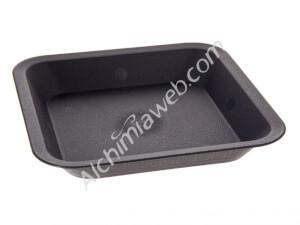 Squared, Plates for plant pots up to 7L