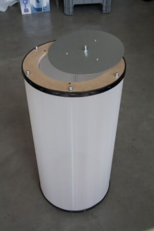 Extra drum for Pollinator P-3000