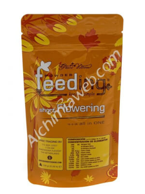 Powder Feeding Short Flowering 125gr