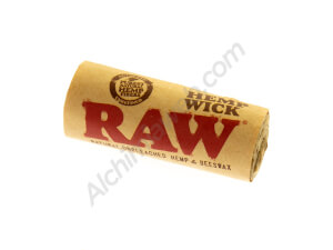 RAW Hemp wick