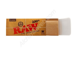 RAW King Size Slim 200 sheets