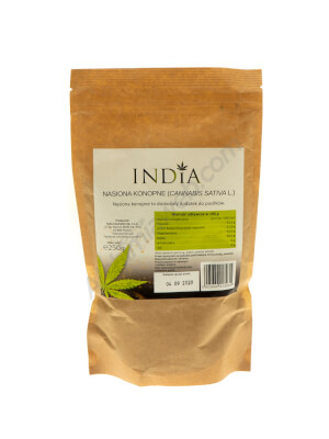 India Cosmetics Hemp Seeds