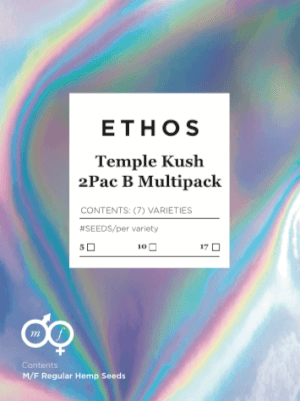 Temple Kush Multipack B