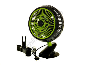 Garden HighPro Pro Oscillating Clip Fan