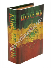 Caixa fumador King Zion Box