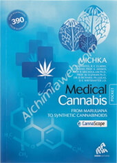 Cannabis MEDICAL Anglès Pocket Edition (Blau)