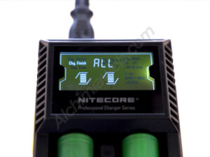 Nitecore Intellicharge Digital D2 charger