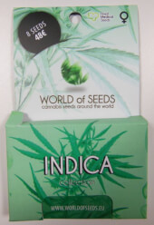 Indica Pure Origin Collection