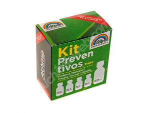 Kit preventiu d'insectes i fongs TRABE