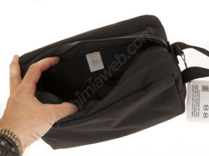Necesser antiolors Abscent Toiletry Bag