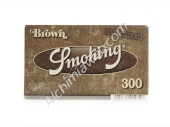 Papel de liar Smoking Brown 300 papeles