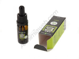 E-Liquid avec CBD 10ml Pharma Hemp