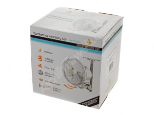 Monkey Fan 20w by Secret Jardin