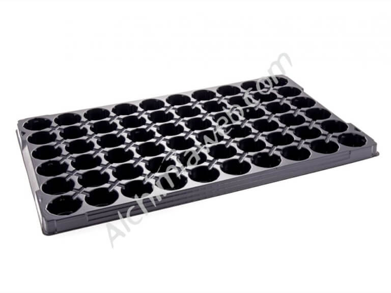 Jiffy Tray 41 mm - 60 cells