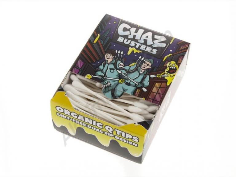 Chaz Busters Organic Cotton Buds