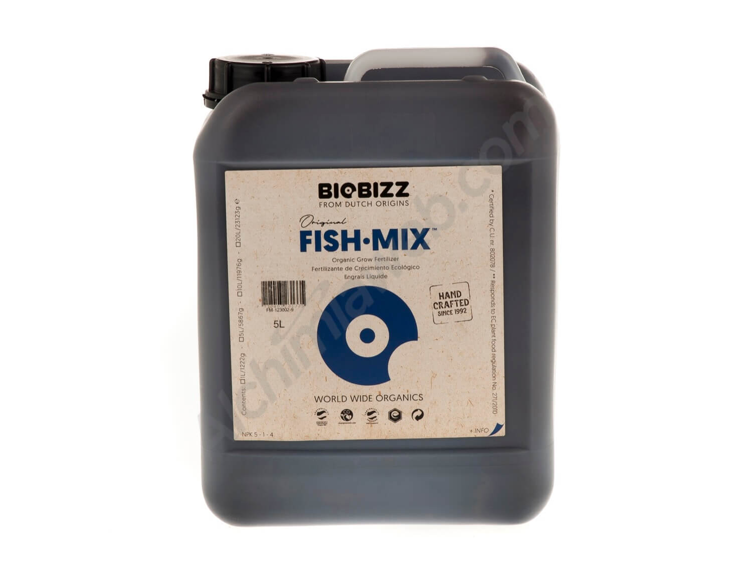 BIO BIZZ Fish Mix - 5 L