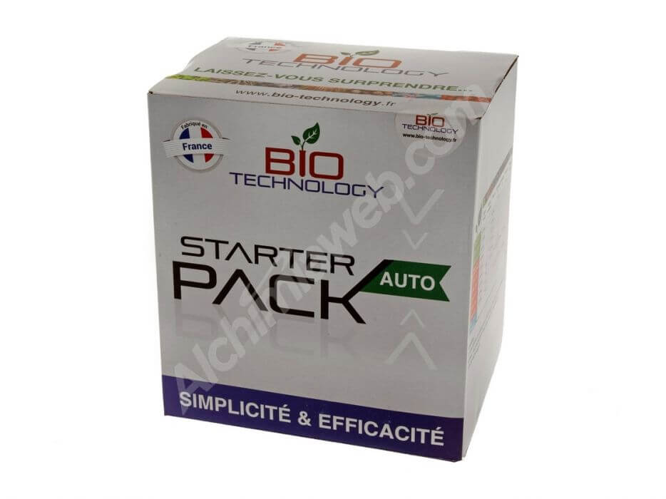 Bio-Technology Starter Pack Auto