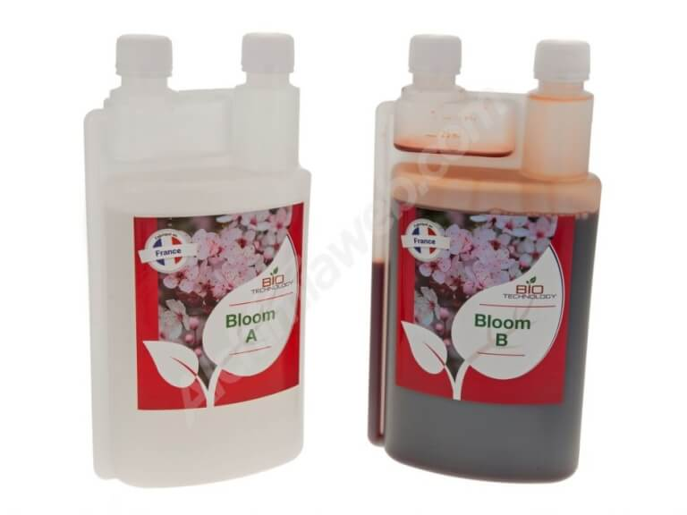 BioTechnology Bloom A+B 1L