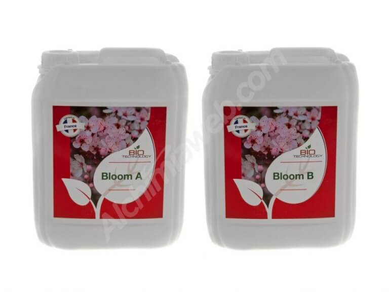 BioTechnology Bloom A+B 5L