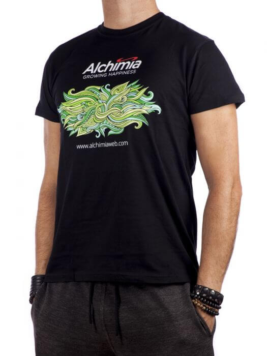 Camiseta Alchimia Negra