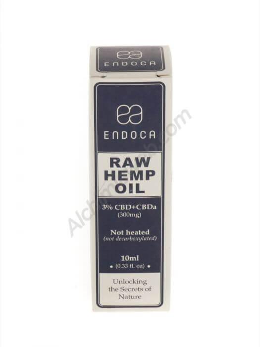 Venta de Endoca Raw Hemp Oil CBD+CBDa