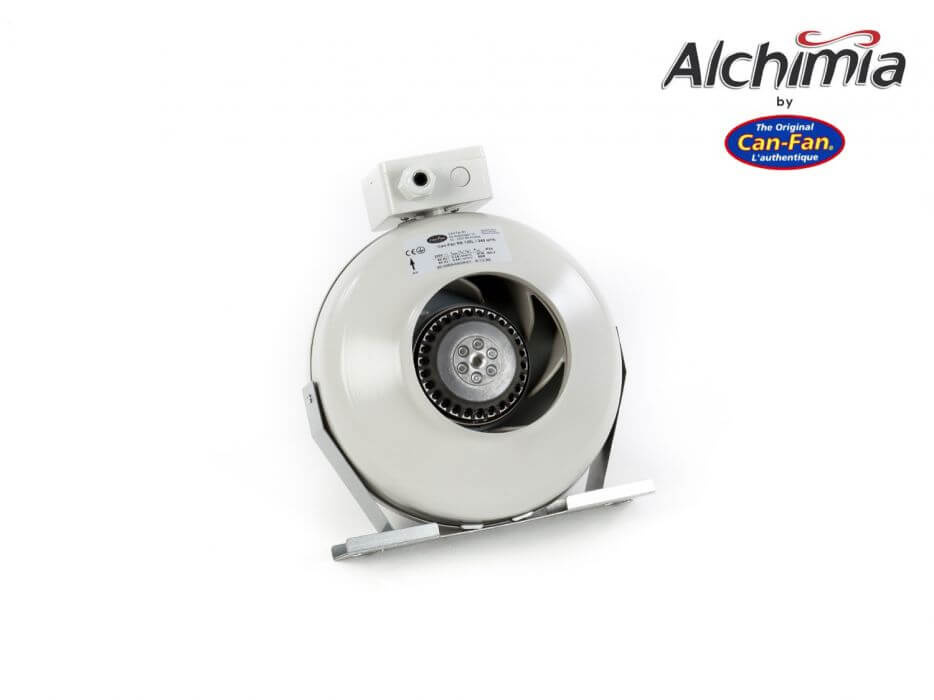 Extractor Alchimia Can-Fan RS 125L/340m3/h