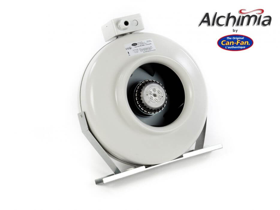 Extractor Alchimia Can-Fan RS 200L/1110m3/h