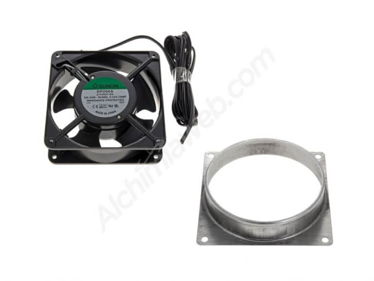 Extractor SUNON DP200A + adaptador