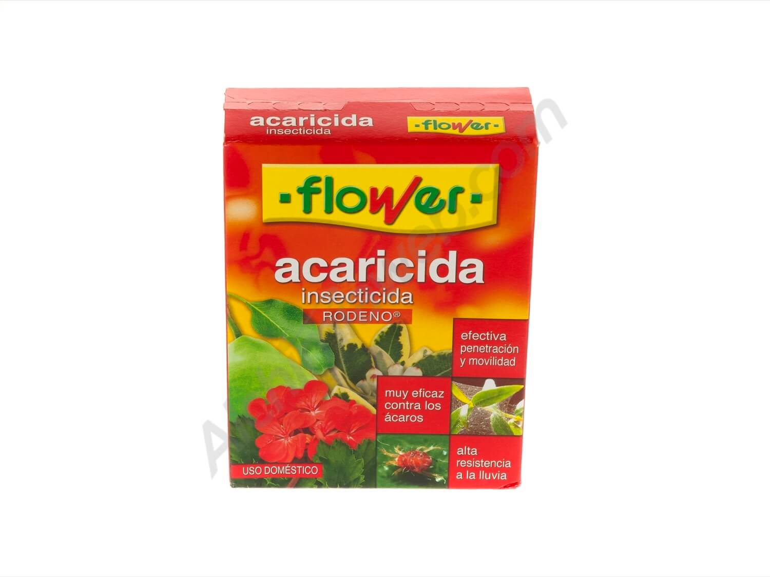 Flower Acaricide Insecticide Rodeno 25g