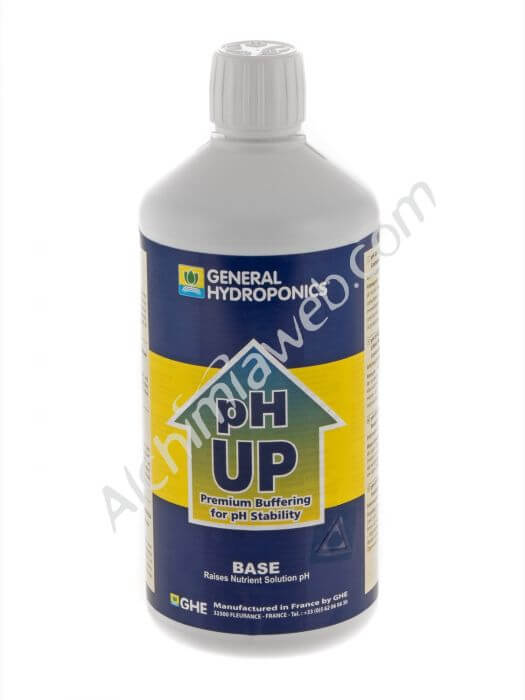 GHE aumentador pH Up - 1 litro