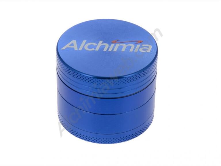 Grinder Polinizador Aluminio Alchimia 4 partes