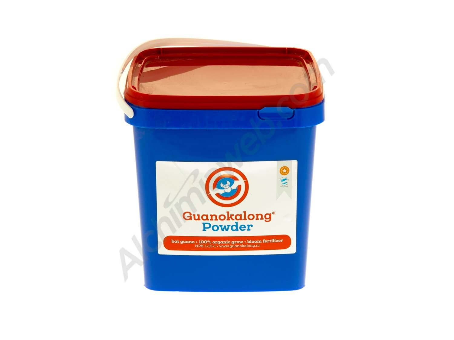 GUANOKALONG Bat guano powder - 5 Kg