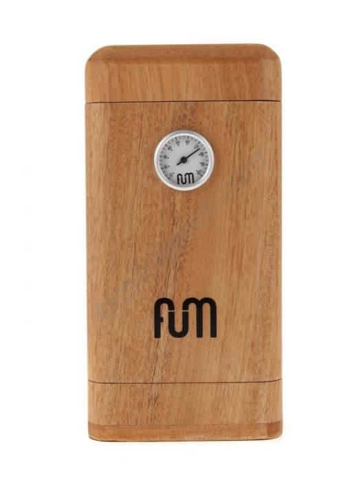 Vertical Humidor box by FUM