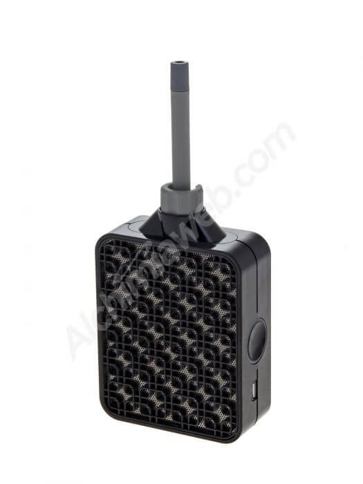 vaporisateur portable wispr e noir iolite