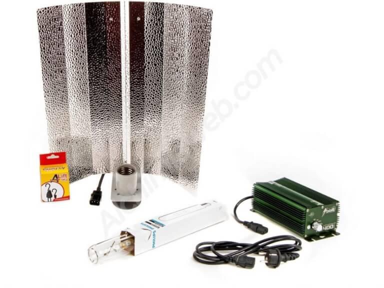 vente de kit d 39 clairage electronique 400w philips hpi. Black Bedroom Furniture Sets. Home Design Ideas