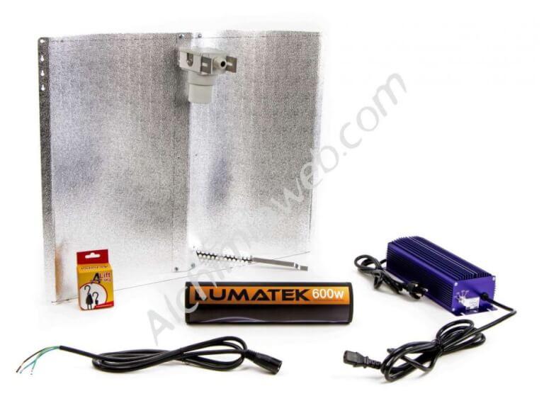 Kit d/'éclairage ballast électronique Lumatek 600 watts