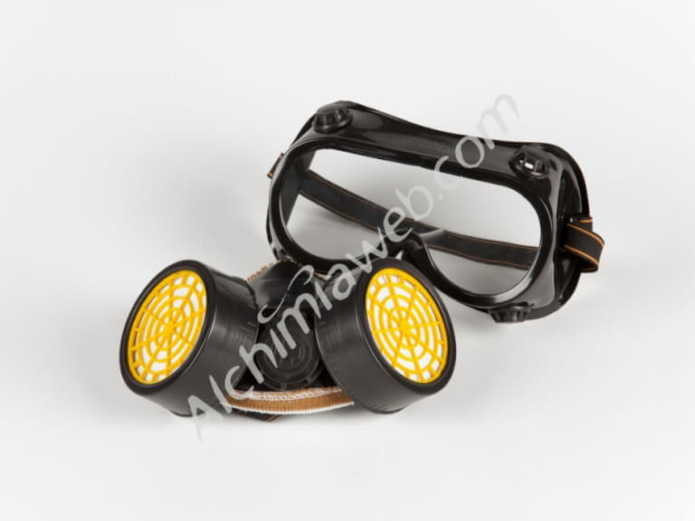 Sale of protection mask and goggles kit - Gafas de proteccion ...