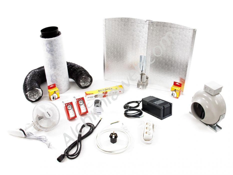 ... foto de 600w Adjust-A-Wing Kit + Grow Tent 120x120x200  sc 1 st  Alchimia & Sale of 600w Adjust-A-Wing Kit + Grow Tent 120x120x200